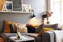Home decor and inspiration / by Marion