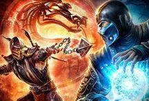 Mortal Kombat / Finish him/her!  / by Oli van Kenobi