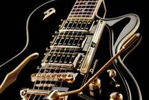 electric   guitars / electric    guitars   / by Debbie Napper