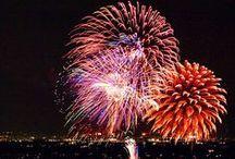 Fireworks / Oooooaaaahh / by Cynthia Vaughan