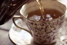 Afternoon Tea / Tea, jam, and bread / by Truth Art Beauty