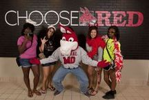 Choose Red / by University of Central Missouri