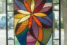 Stained Glass Ideas / by Lynn Sarchet