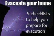 Emergency Preparedness / by Kay Honeycutt