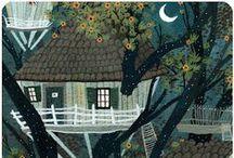 Homes: Tree houses. / by Cecilia Bowerman