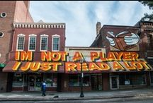 Literary Street Art / by Grove / Atlantic, Inc.
