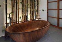 Bathrooms & Spa / by Stella Stefanidou