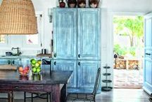 Rustic Chic Interior / Inspirations from everything chic of country, cottage, vintage  / by Dyah Widipinasti