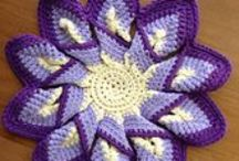 Crochet / Many Patterns & Tutorials for crochet used with Yarn or Cotton Thread. Mostly all are free a few maybe to purchase. TY for searching my board and or Following my Crochet Board! Hit over 500 Followers on my Crochet Board 8/21/14, I will continue to make this board a mostly free pattern board.. I check the web pages to make sure they are not spam..Sometimes the blog gets cancelled...But I will do my best for those that follow this board! Thanks for following! / by Lisa Lane