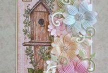 Heartfelt Creations Cards / by Velva Mullen