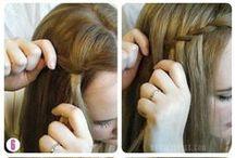 desidées de coiffure / by ori f