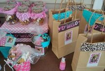 Kid's party ideas / by Tanya Rogers