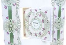 Venetian Collection / The Venetian Collection includes 8 new dies / by Tattered Lace Dies