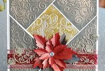 Christmas Embossing Folders 2014 / by Tattered Lace Dies