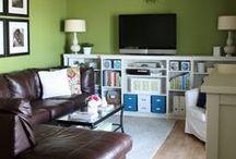 Home Decor / by Rebekah Barney