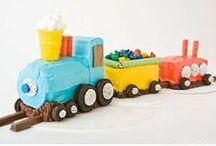 Fun Cakes! / by Rebekah Barney