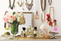 Accessories organised / by Declutterhome