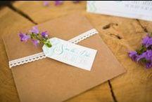 Wedding Invitation / by Pixi Wolkenkuckucksheim