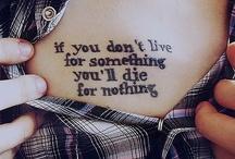 Tattoos & Piercings / by Taylor Becker