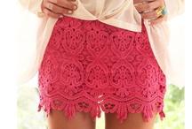 Fashion / by Rhiannen Sears