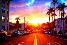 California  / by Brandi Kirkland