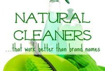Home: Cleaning Products / by GypsySoul
