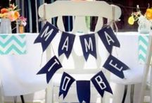 Baby Shower Ideas / October Baby Shower Ideas / by Molena Dowell