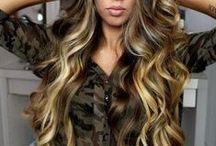 Amazing hair / by ArtandMagictoWear