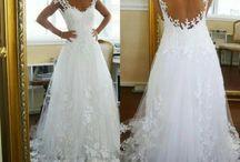 Wedding dresses / by Anna Su