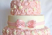 Cakes & sweet treats / by Jennifer Wilkey Jenne
