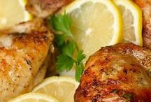 Chicken Recipes / by Terri Wellman