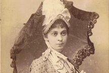 Mode 1849-1899 / Fashion 1849-1899 / by Karin Maria Elisabeth