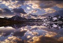 Mountains / by Morgan Henson