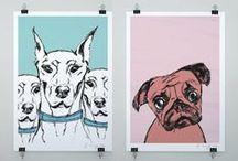 Wares & Art - Imaginations Canvas / Homewares and Art / by Tara Sutherland