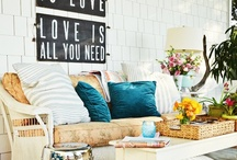 Home Decor and Style / by Kimber Lew