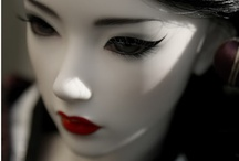 Dolls & Porcelain / Dolls, pottery, sculptures, and things of the like... / by Bianca Carpenter