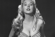 Vintage Pin Up Models / by The Best Pin Up Tattoos