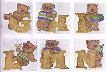 Alphabet charts / by Annie Barthel