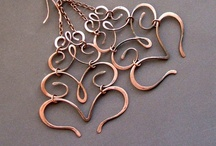 Crafts - Wire Wrapping/Wire Jewelry / by Amy Musante-Carter