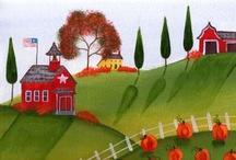 Art Landscape/Surrealism / by Gini Paton