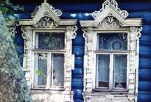 Architecture Windows / by Gini Paton