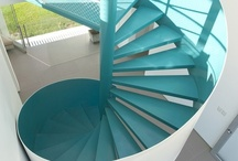 Architecture Stairs / by Gini Paton