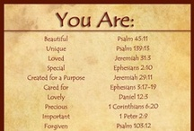 Bible Quotes and Verses / Collection of Inspirations from the Holy Bible / by FaithTap.com