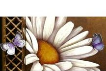 Art Tips Decorative Painting  / by Gini Paton