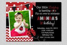 1st Birthday Party / by Natasha Jenkins