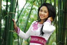 Ao dai, ao kieu VN / by Kim Van Nguyen