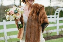 It's Furrrbulous! / Fabulous vintage fur wedding inspirations / by Vibe Vintage Rentals
