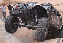 Jeep / All the hottest Jeeps on and off the road. Whether it's a mild modification or a truly custom machine, these Jeeps will make you crave some dirt.  / by ReadyLIFT Suspension