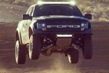 Extreme Raptor SVT / View the most amazing lifted Ford Raptors both on and off-road from ReadyLIFT. / by ReadyLIFT Suspension