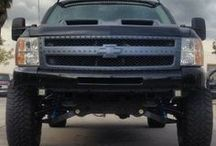 Chevy / Any of these Chevy's does the brand and all trucks proud and they have nice lifts too! / by ReadyLIFT Suspension